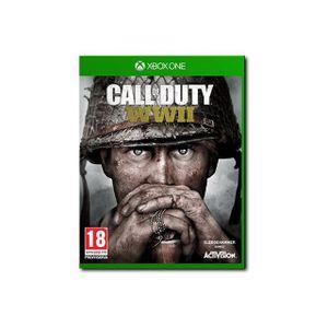 JEU XBOX ONE Call of Duty World War II Xbox One