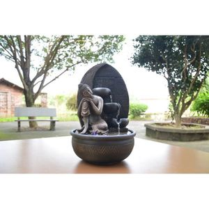 FONTAINE INTÉRIEURE Fontaine d interieur bouddha grace