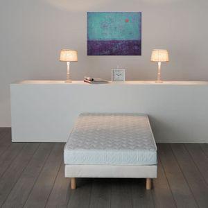 MATELAS Matelas mousse 70 x 140 - Confort ferme - Epaisseu