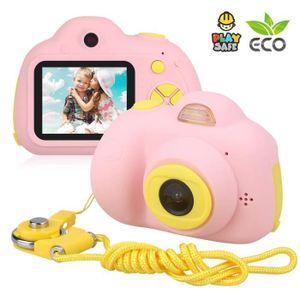 APPAREIL PHOTO ENFANT Merve® X12 Mini Appareil Photo Enfant Numérique LC