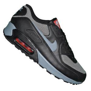 BASKET Nike -- Basket - Homme - Air Max 90 246 - Noir Gri