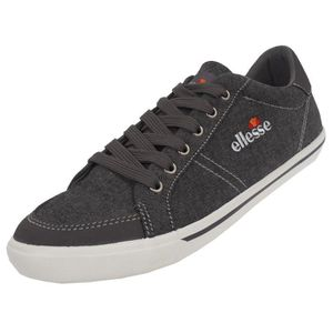 toile canvas delave Busy Ellesse basses Chaussures toile A46wqS5ORy