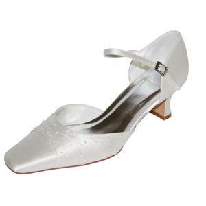 ESCARPIN Chaussures Brautschuhe Court Hochzeitsschuhe 1OWCN