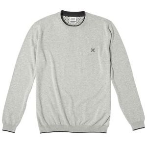a27ffe09d668f PULL OXBOW Peroni Pull Homme - Taille XXXL - GRIS