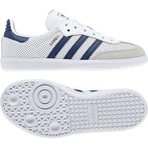 Chaussures Junior Adidas Samba OG Garçon Chaussures de sport