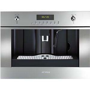 CAFETIÈRE Machine à café intégrable SMEG CMS 45 X