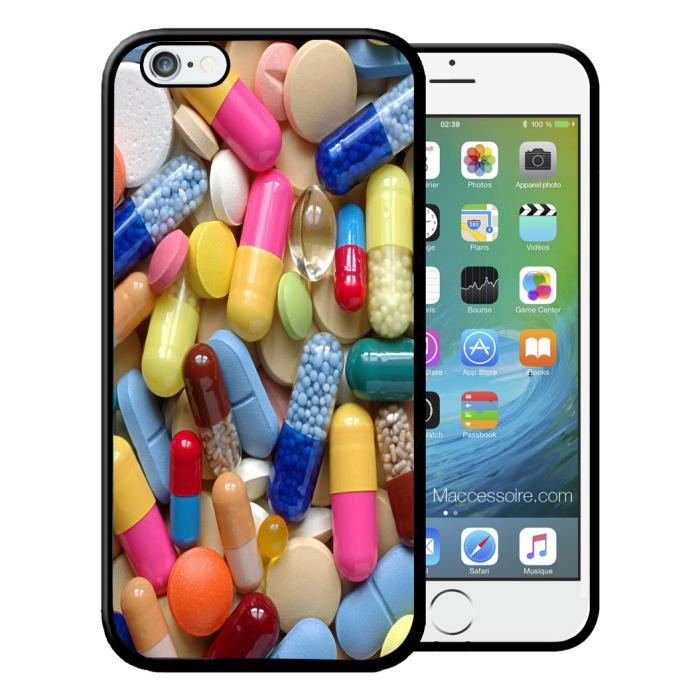coque iphone 7 medicament