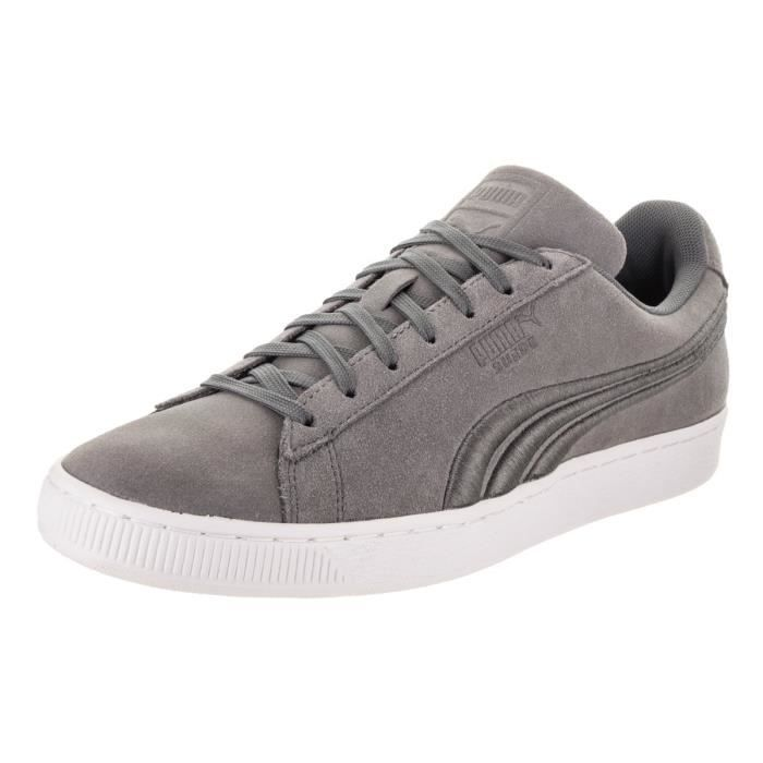 Puma Suede Classic Mid Quilt Sneaker KH89A Taille-39 SP2iKBi