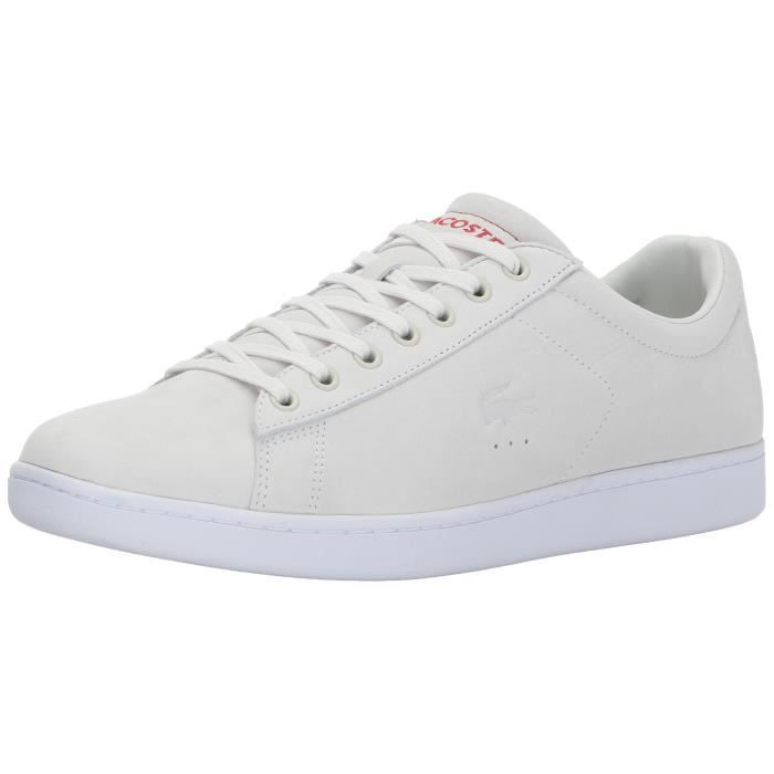 Lacoste Carnaby Evo 317 1 espadrille WLJ1N Taille-43
