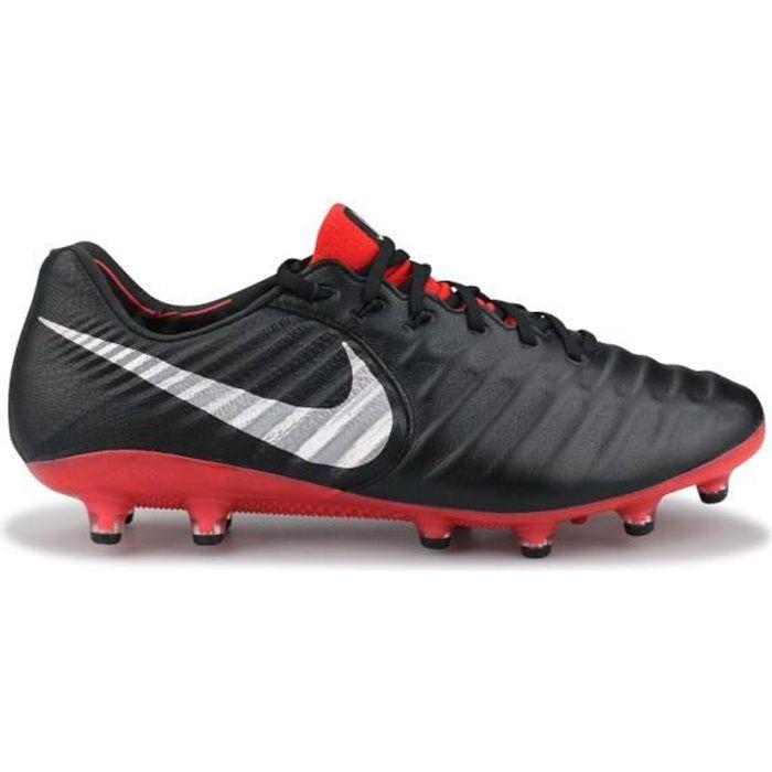 free shipping a685e 380e3 CHAUSSURES DE FOOTBALL Nike Tiempo Legend 7 Elite Ag Pro Noir