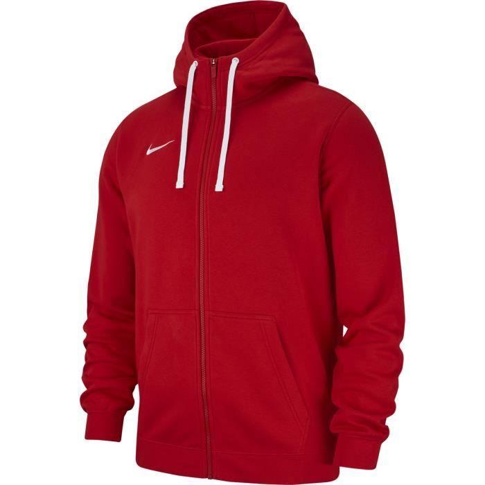 COMBINAISON DE SUDATION Sweat à Capuche Zippé Nike Team Club 19 pour homme