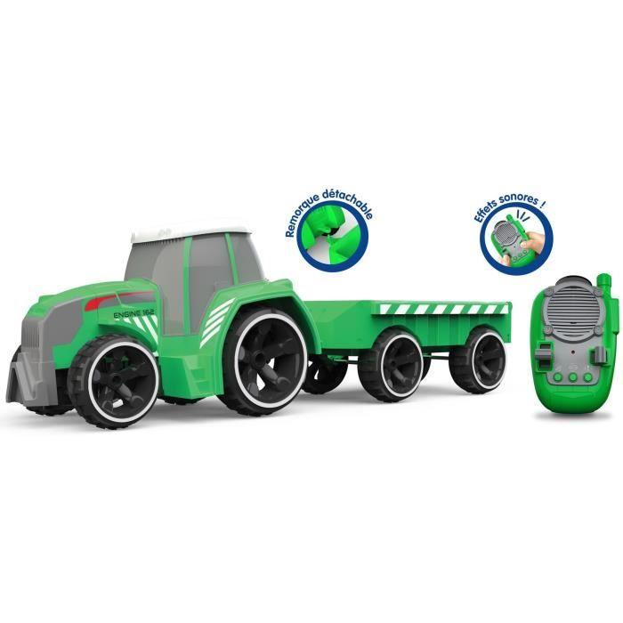 e42a7866f0468c Tracteur jouet radiocommande - Achat   Vente jeux et jouets pas chers