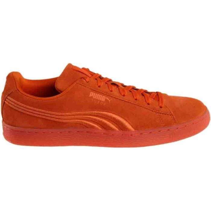 Puma Suede Classic Badge Iced Sneaker Fashion UJOAB Taille-42