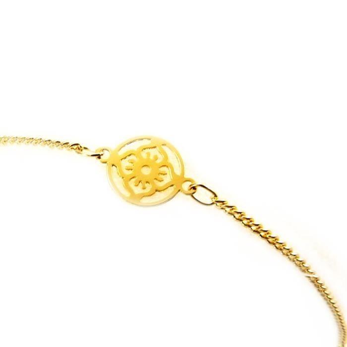 Bracelet Plaqué or Carmen