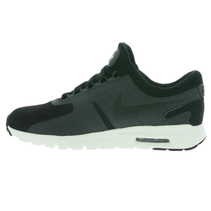 NIKE W Air Max Zero Sneaker Noir femmes 857661 002