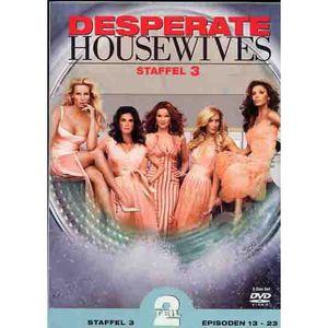 DVD SÉRIE DESPERATE HOUSEWIVES saison 3 partie 2, Coffret 3