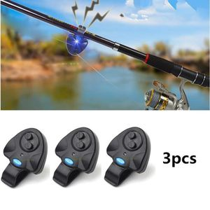 AUTRE CONSERVE POISSON Pêche à la tige Electronic Bite Alarm Buzzer Fishi