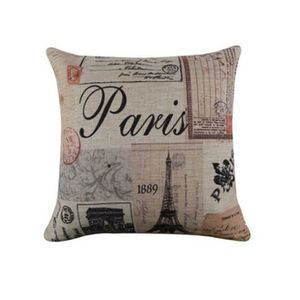 COUSSIN Taie Sofa taille coussin Throw Cover Home Décor XC