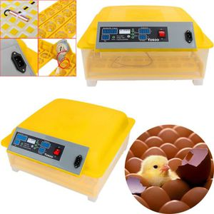 COUVEUSE - INCUBATEUR 48 œufs Incubateur de Poulet Couveuse Digital Cont