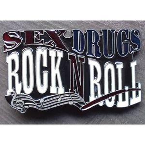 Boucle de ceinture sex drug   rock roll homme femme rocker - Achat ... 64e8e6ea1ab