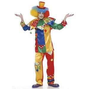 DÉGUISEMENT - PANOPLIE Déguisement Clown Pompon homme adulte