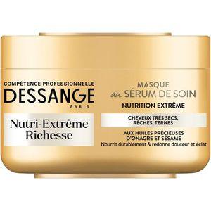 MASQUE SOIN CAPILLAIRE DESSANGE Masque nutri extrême richesse - 250ml