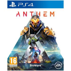 JEU PS4 Anthem PS4