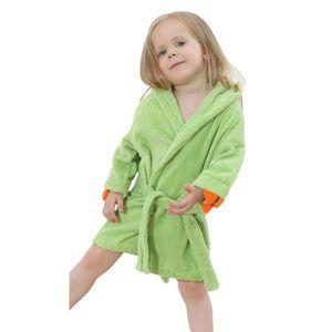 a39a7d34ac65c PEIGNOIR EOZY Peignoir Serviette de Bain Enfant Fille Garço. ‹›