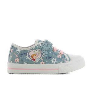 BASKET LA REINE DES NEIGES Baskets Chaussures Enfant fill