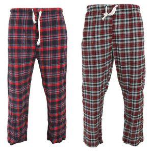 pantalon de pyjama homme achat vente pantalon de pyjama homme pas cher cdiscount. Black Bedroom Furniture Sets. Home Design Ideas