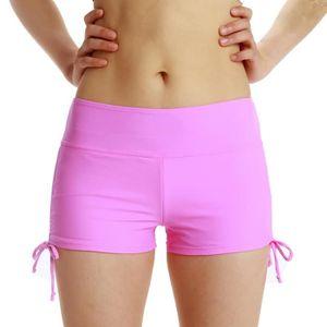 cb6af3453c9dc MAILLOT DE BAIN Shorts de Bain Uni Femme Bas de Maillot de Bain Cl