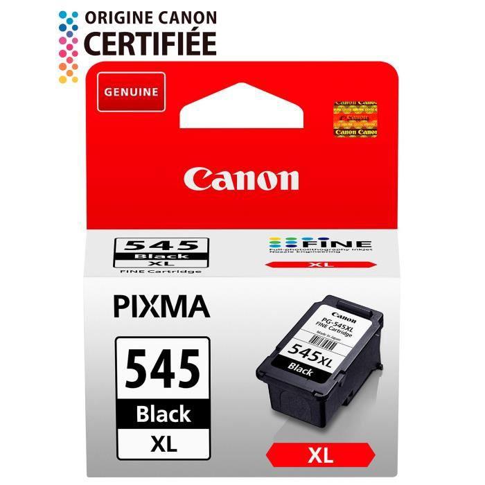 Canon PG-545XL Cartouche d'encre Noir