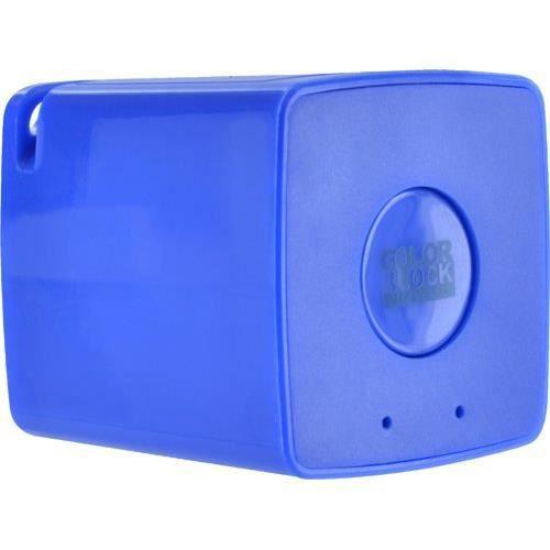 COLORBLOCK Mini enceinte sans fil - Bleue