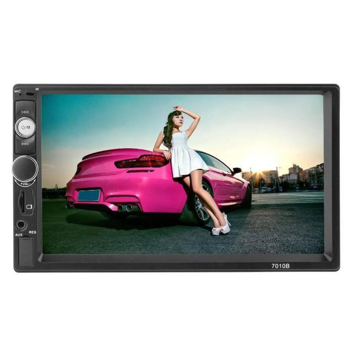 AUTORADIO 7 pouces 2din HD MP5 Player 2 Din voiture Radio To