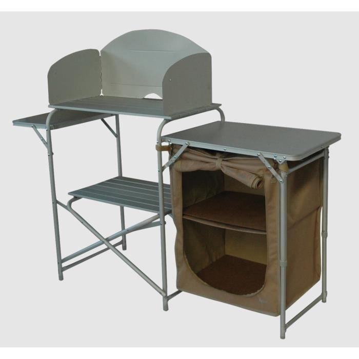 meuble de cuisine camping rangement prix pas cher. Black Bedroom Furniture Sets. Home Design Ideas