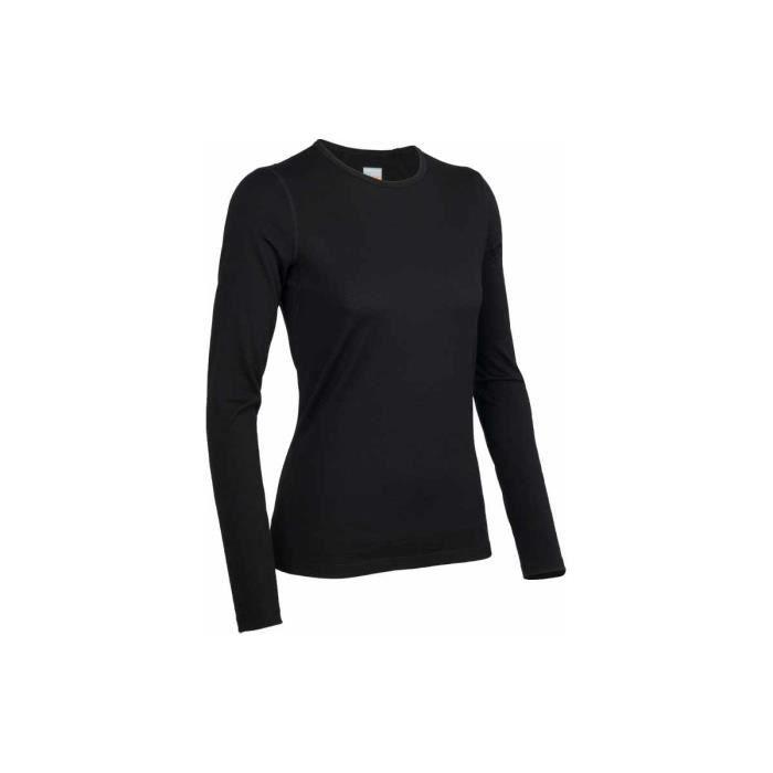 Tee shirt thermique femme - Achat   Vente pas cher ab42ba23b42