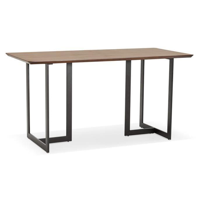 BUREAU  Bureau Table rectangulaire en Métal thermolaqué no
