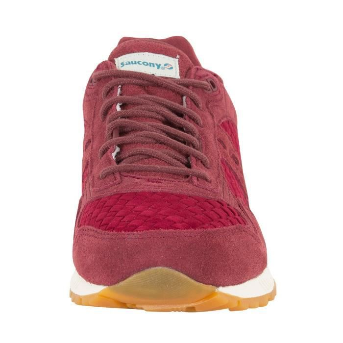 Ombre Saucony Formateurs 5000 Rouge Homme ZqwHgqS