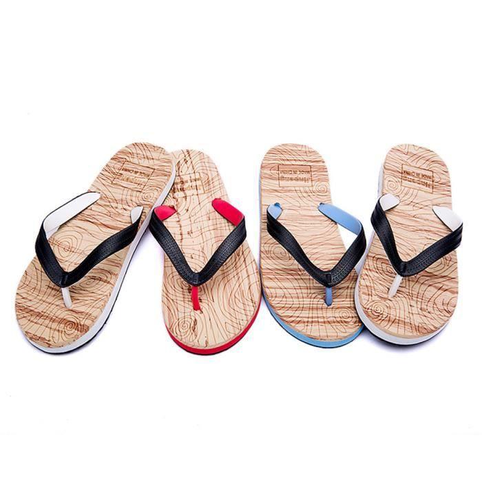 8b68add60b446 ... Chaussures Tongs Nouvelle Mode Pantoufle éTé Printemps Et éTé Sandale  Homme De Plein Air Sandale Marque