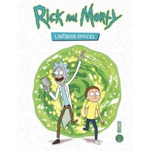 COMICS Rick and Morty. L'artbook officiel