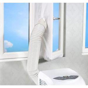 CLIMATISEUR MOBILE 4M Joint de Fenêtre Kit De Calfeutrage Pour Climat