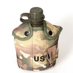 GOURDE 1 Pc Bouteille d'eau camouflage US Army Camping Ra