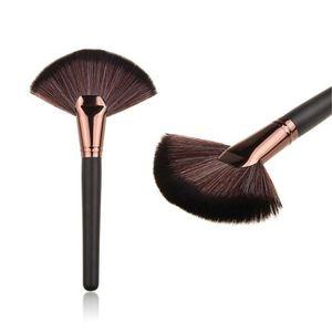 PINCEAUX DE MAQUILLAGE Grands secteur du café pinceau blush maquillage br
