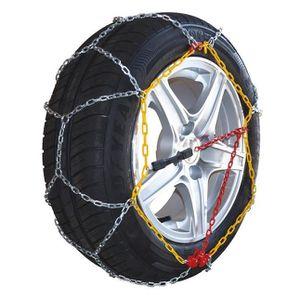 CHAINE NEIGE Chaine à neige Eco 9mm pneu 155-80R13 montage rapi