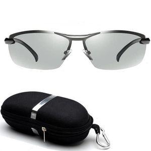 LUNETTES DE SOLEIL KING Lunettes de soleil hommes polarisés lunettes