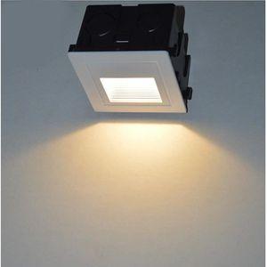 SPOT D'EXTÉRIEUR  Spot Extérieur LED Encastrable 3W Imperméable à l'