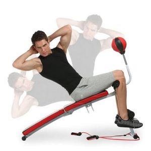 BANC DE MUSCULATION banc musculation réglable pliante multi-usages fit