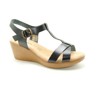 SANDALE - NU-PIEDS Femme - sandale confort - slow walk - SANDALIA MUJ