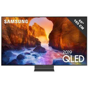 Téléviseur LED TV LED plus de 52 pouces SAMSUNG - QE 65 Q 90 R •