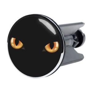 BONDE - CABOCHON Bonde de lavabo Yeux de chat, pour tous les types
